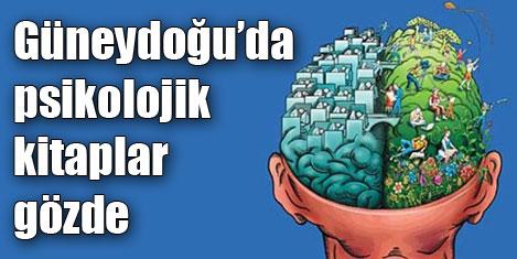 Güneydoğu'da psikolojik kitaplar