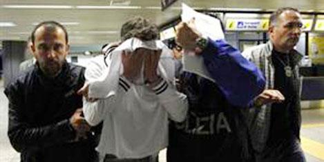 Paris-Roma uçağında korsanlık