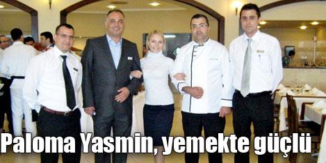 Ersan Yılmaz, Paloma Yasmin'de