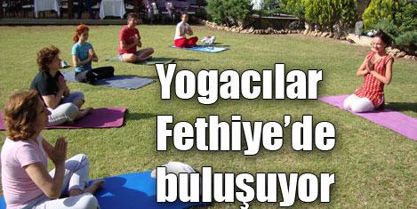 Fethiye yoga kampı sizi bekliyor