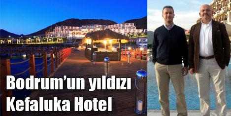 Kefaluka Resort Hotel sezonu açtı