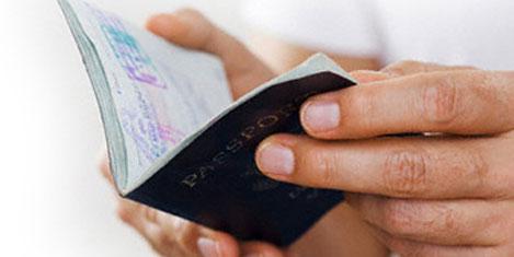 Fransa'dan 'ekspress' vize