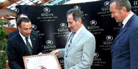 Hilton Dalaman'a Yeşil Yıldız