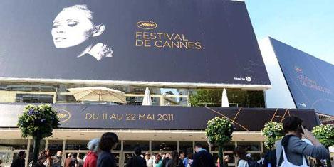 Cannes'te 1400 film görücüde