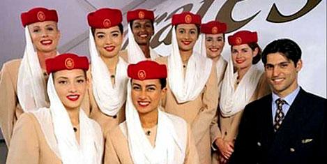 Emirates 4 bin hostes arıyor