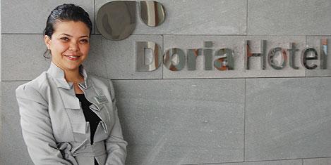 Dorıa Hotel Bodrum'a Civak müdür