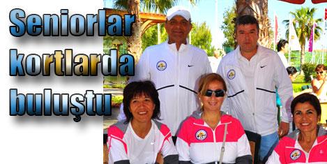 Seniors Türkiye şampiyonası