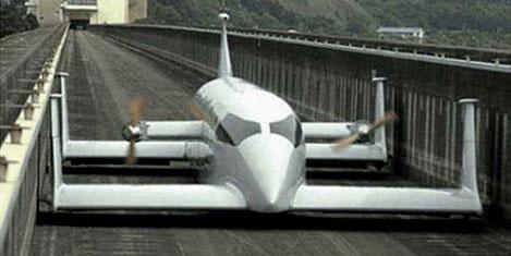 Japonya'da hem uçak hem tren