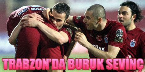 Trabzon İBB'yi 3-1 yendi