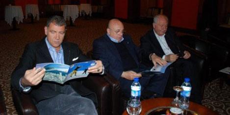 Turizm yatırımcıları Erciyes'te