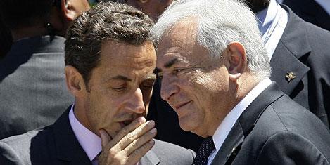 Sarkozy: Kahn'ı uyarmıştım