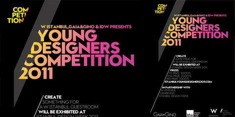 Genç tasarımcılar için fırsat