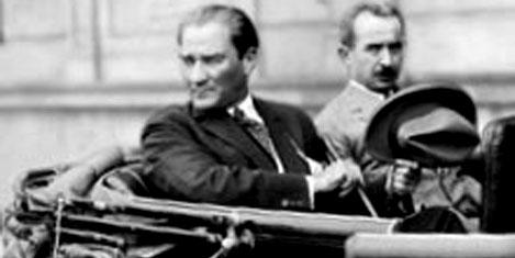 Atatürk'ün aşkı film oluyor