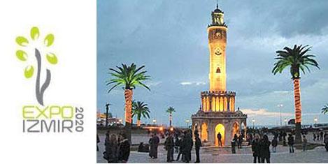 İzmir'in EXPO 2020'de  rakibi var