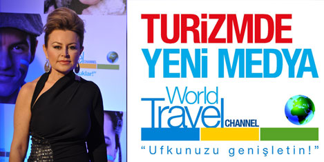 World Travel Channel Antalya'da