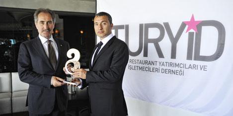 TURYİD'den Günay'a teşekkür