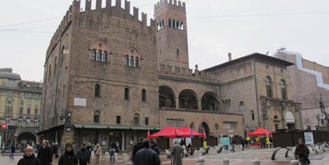 Floransa ve Bolonya'da tanıtım