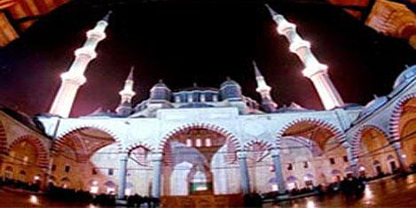 Cami hayatın merkezi olacak