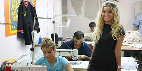 Türk firmaları tasarımcılara döndü