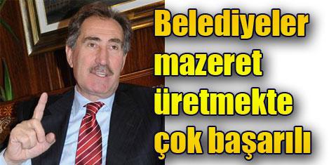 Belediyelerden İzmir kaybediyor
