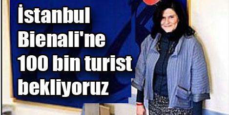 İstanbul'da 250 bin sanatçı turist