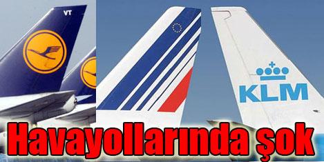 Air France-KLM ortaklığı zararda