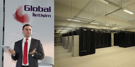 Global İletişim'in hedefi güç