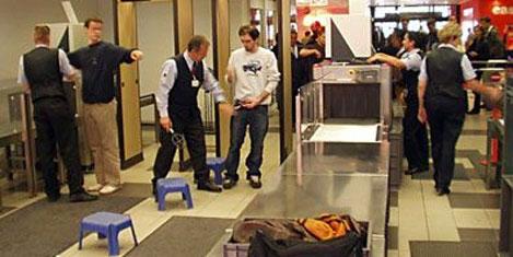 Havalimanında güvenlik hızlanıyor