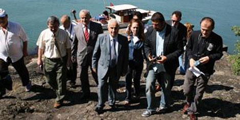 Giresun Adası turizme açılıyor