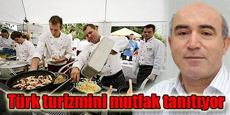 Turizm Türk mutfağıyla yükseliyor