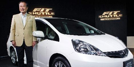 Honda Fit, 1 litre benzinle 30 km
