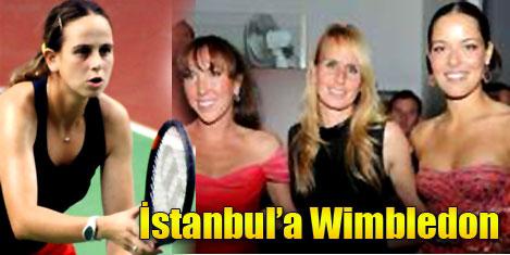 İstanbul'a 7 bin kişilik Wimbledon
