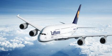 Lufthansa normal yakıta döndü