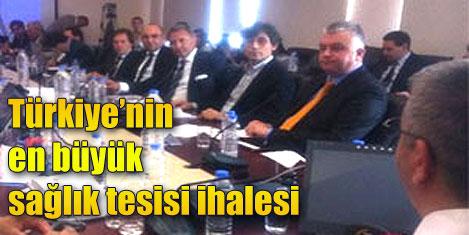 Dev ihale Astaldi-Türkerler'de