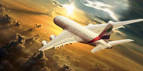 AB'den Emirates'e yüklü fatura