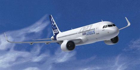 Pegasus A320neo için imzada