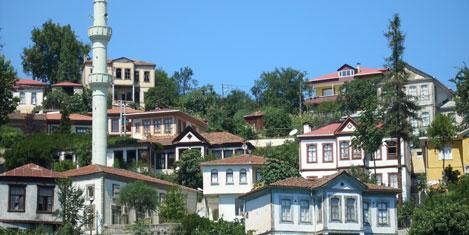 Orta Mahalle, turizm merkezi
