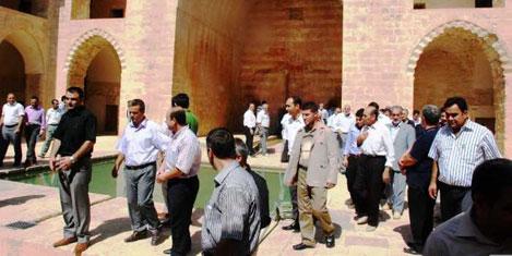 Mardin turist akınına uğruyor