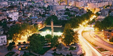 Gaziantep'te turist sayısı arttı