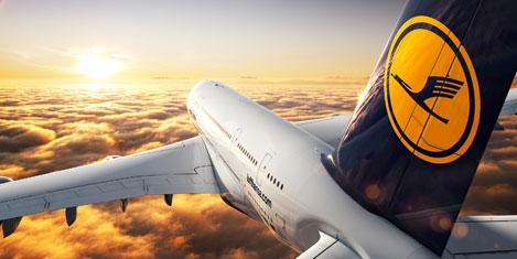 Lufthansa'nın tek rakibi THY