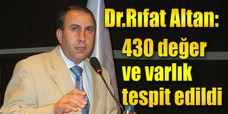 Erzurum'da 430 turizm değeri