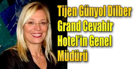Tijen Günyol Grand Cevahir'de