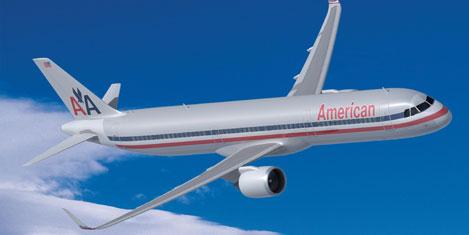 American Airlines kurtuluyor