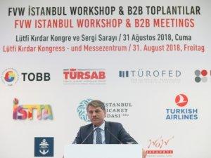 Fvw İstanbul Workshop Çalıştayı'nda Avrupa buluştu