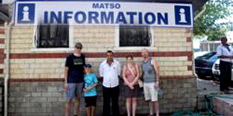 Danışmayı 550 turist ziyaret etti