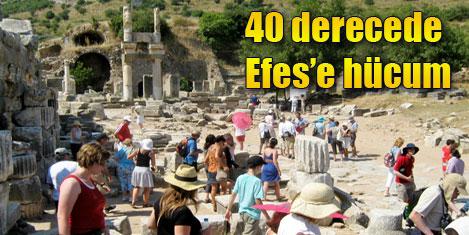 Efes Müzesi rekor kırıyor