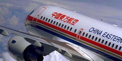Çin, uçuş plânlarını istedi
