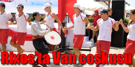 Van markası Antalya'ya taşındı