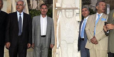 'Boğazköy Sfenksi' ana vatanında