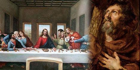 Hz. İsa'nın havarisinin mezarı